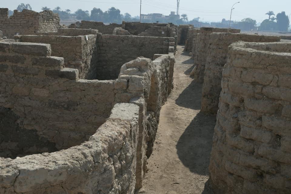 В Египте обнаружили «золотой город», основанный более 3 тысяч лет назад