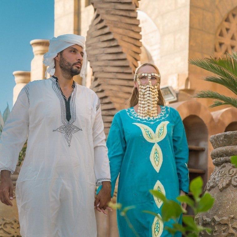 Каково это – выйти замуж за египтянина, переехать в Каир и выпустить сборник арабских рецептов