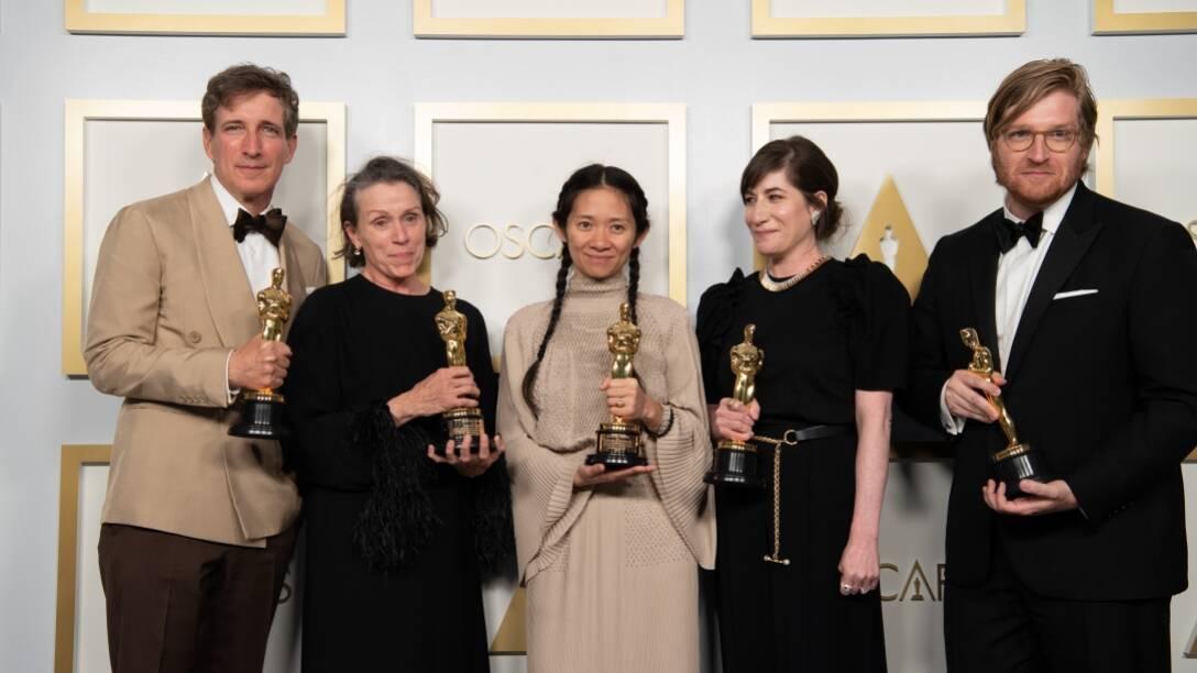 «Оскар-2021»: «Земля кочевников» и другие триумфаторы 93-й церемонии