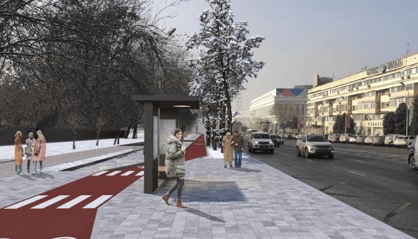 Сужение проезжей части и расширение пешеходной зоны: какие улицы в Алматы ждет реконструкция