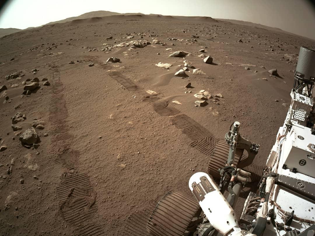 NASA удалось получить кислород из атмосферы  Марса