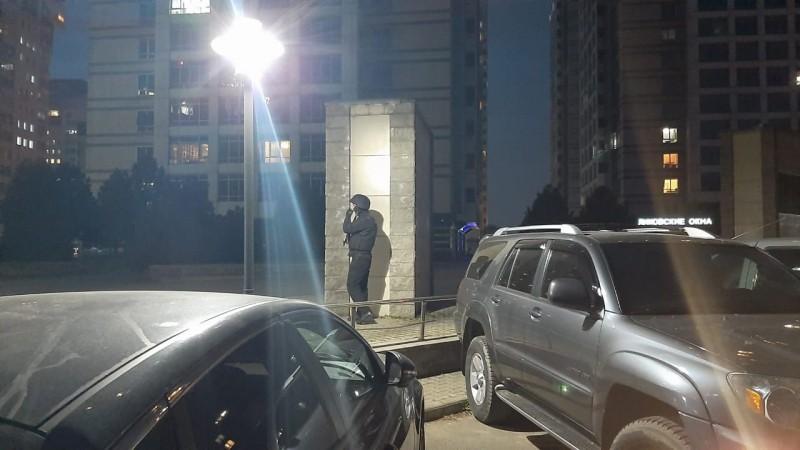 Стрельба в Алматы: что происходит в  «Бухар Жырау Тауэрс»