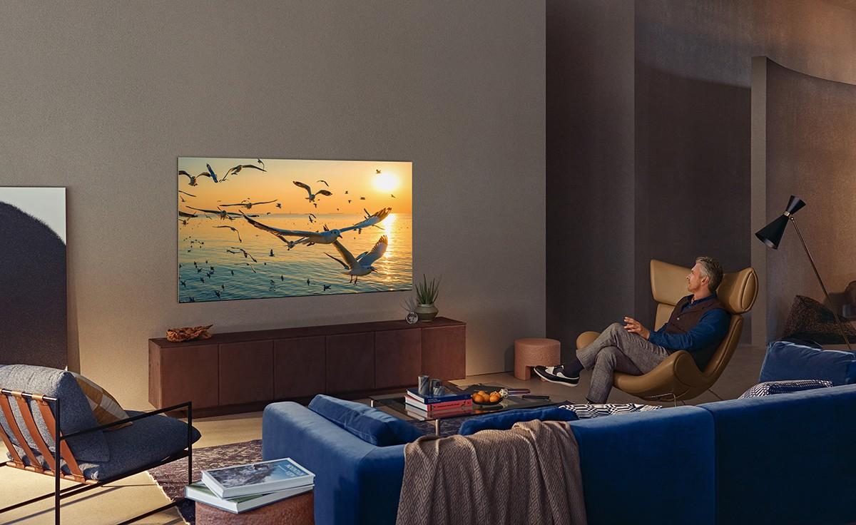 Samsung Neo QLED: вот как надо делать телевизоры