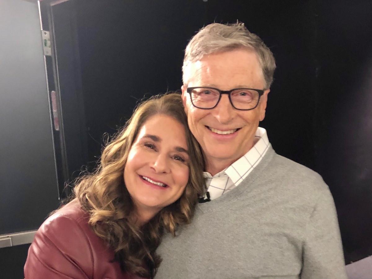 Билл и Мелинда Гейтс подали на развод