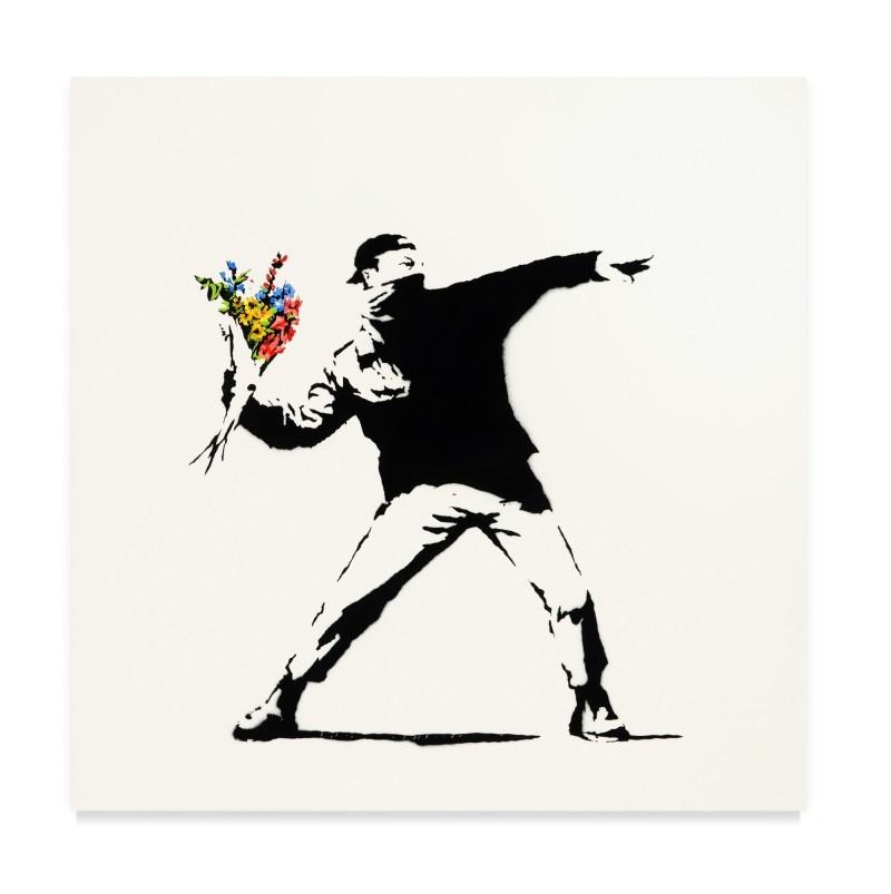 Sotheby's впервые продаст картину художника Бэнкси за криптовалюту