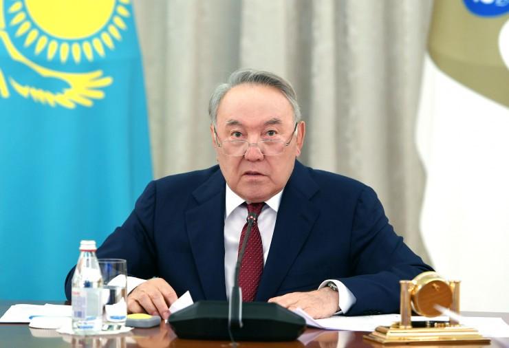 Нурсултан Назарбаев предупредил о приближающемся дефиците продовольствия в стране