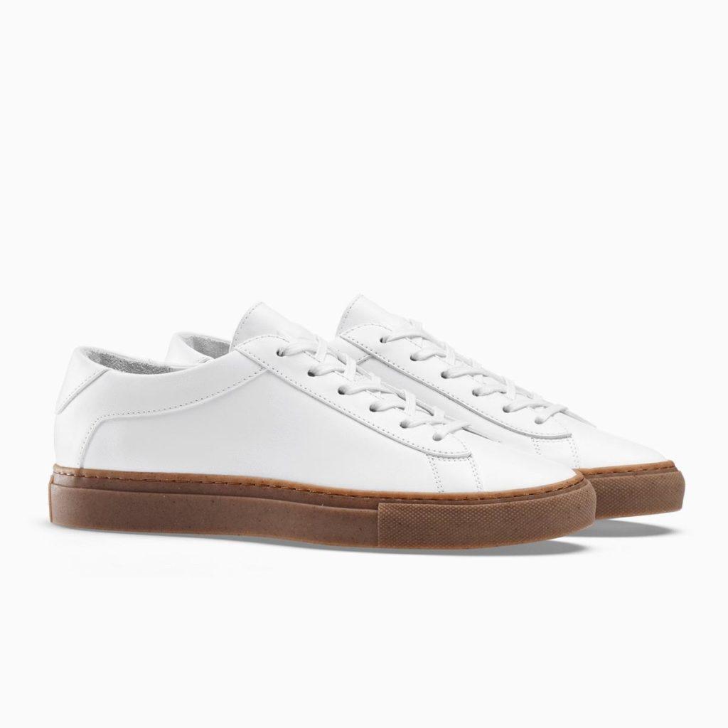 Новая классика: 13 лучших кожаных кроссовок, которые добавят образу серьезности