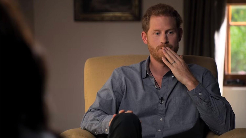 Принц Гарри признался в злоупотреблении наркотиками и алкоголем