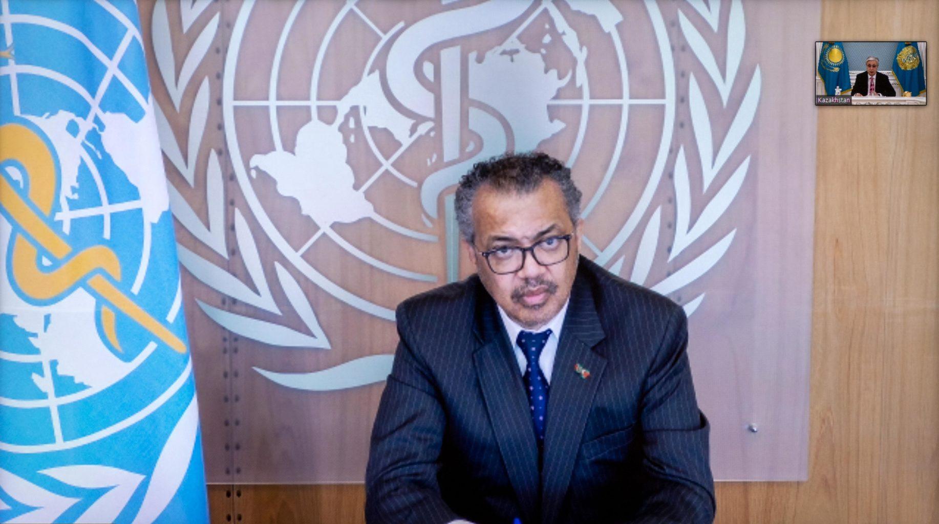 Глава ВОЗ оценил казахстанскую вакцину QazVac