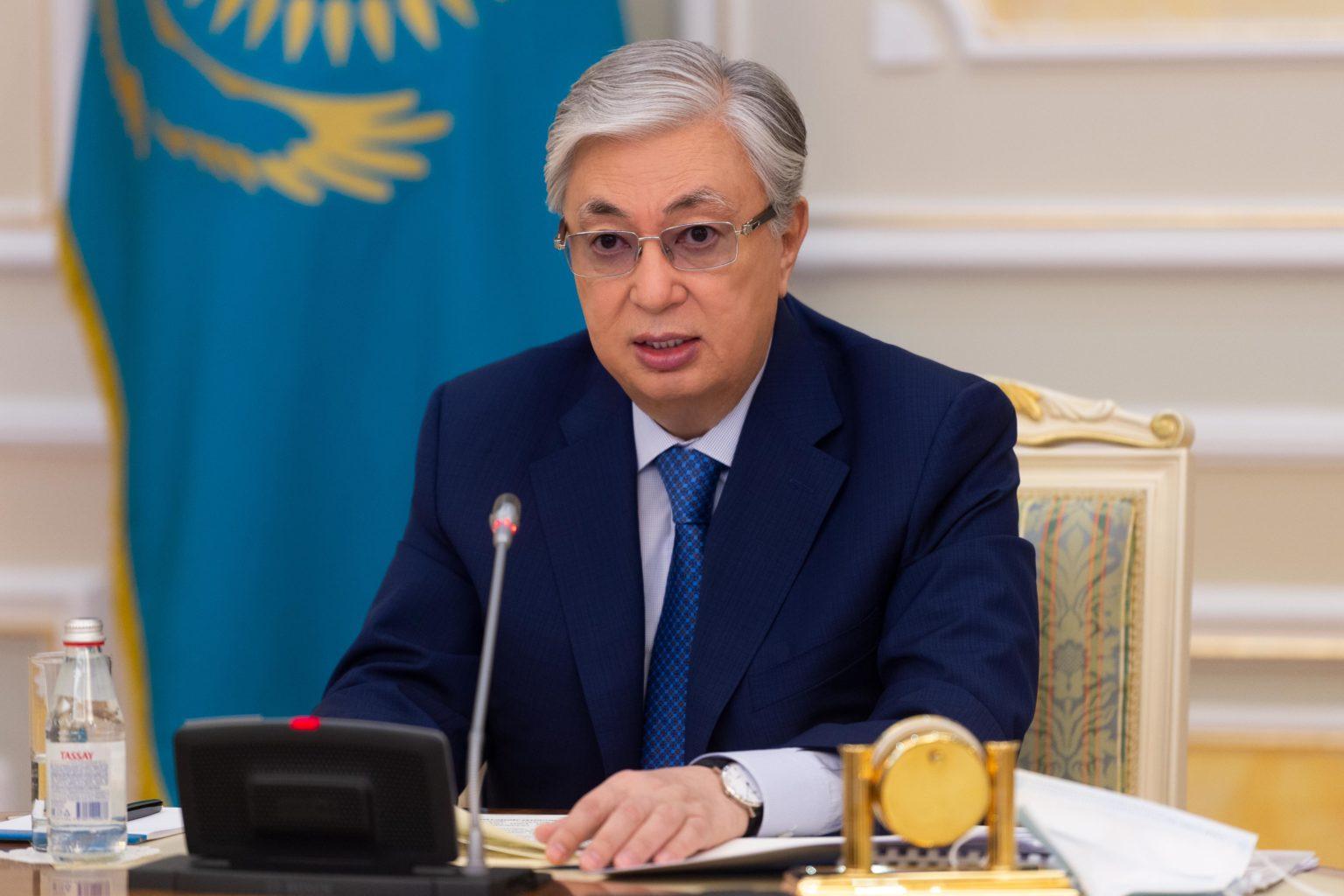 Касым-Жомарт Токаев потребовал ускорить перевод ТЭЦ-2 на газ