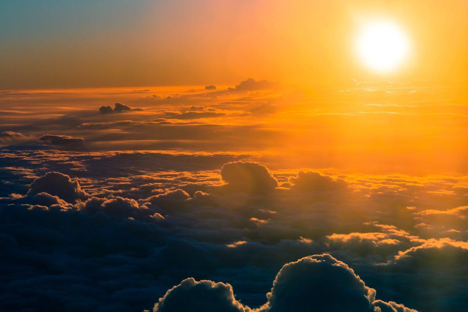 На Землю надвигается мощная солнечная буря