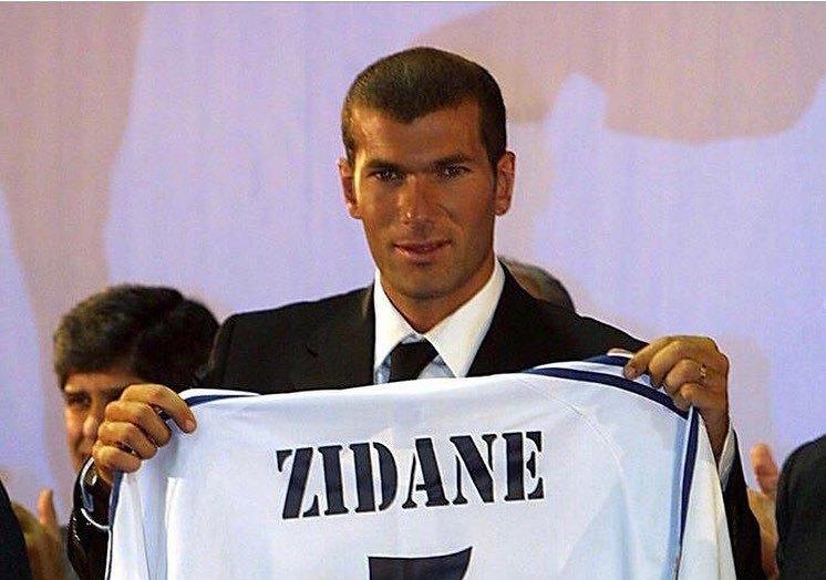 Зинедин Зидан объявил  об уходе из «Реала»