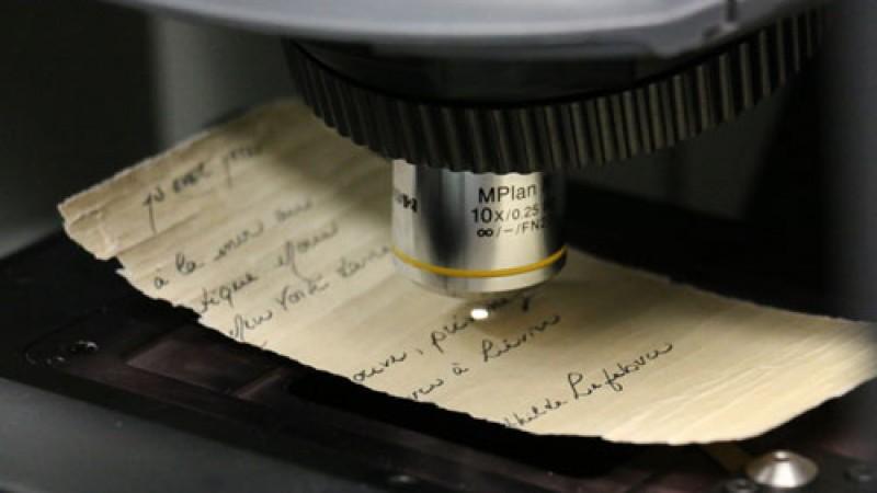 Находка с Титаника: учёные изучают письмо, написанное 13-летней девочкой