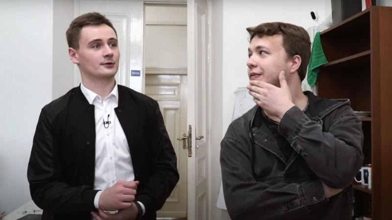Основателя оппозиционного Telegram-канала Nexta задержали в Минске. Ему может грозить смертная казнь