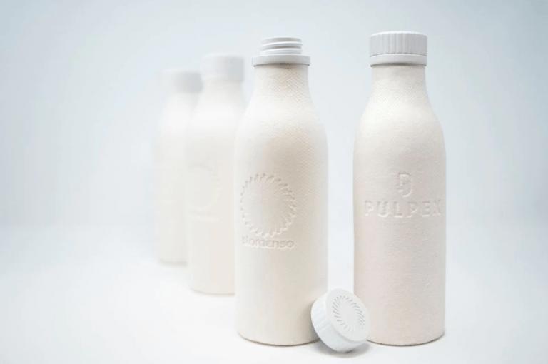 В Финляндии начали производить экологичные бумажные бутылки для виски