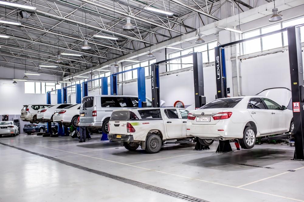 В Казахстане вышла статистика о среднем возрасте автомобилей