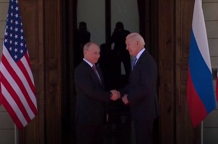 Чем закончилась встреча Путина и Байдена