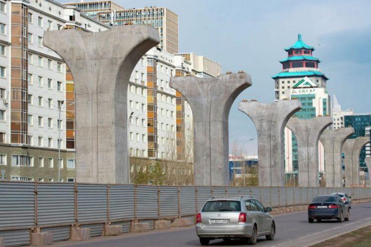 Кульгинов рассказал, сколько денег требуется для завершения строительства LRT