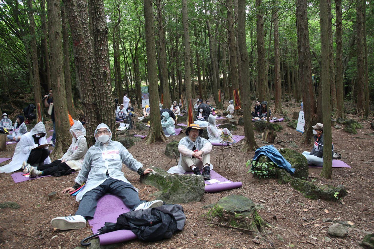 Соревнование по ничегонеделанию прошло в  Южной Корее