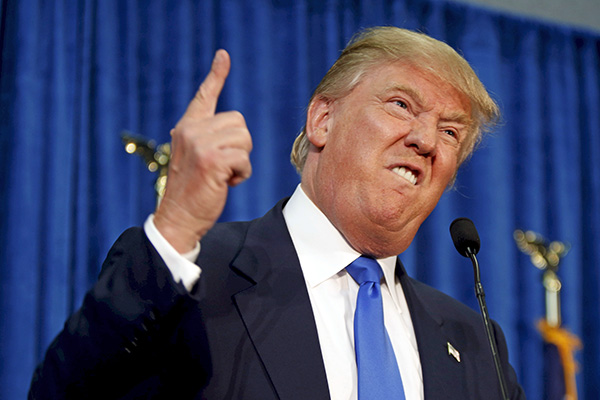 Дональд Трамп потребовал от Китая компенсацию в  триллионов за Covid-19