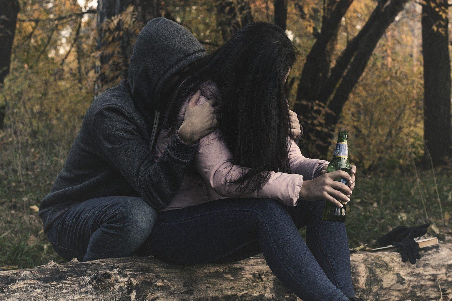 Три  аргумента против пьяного секса