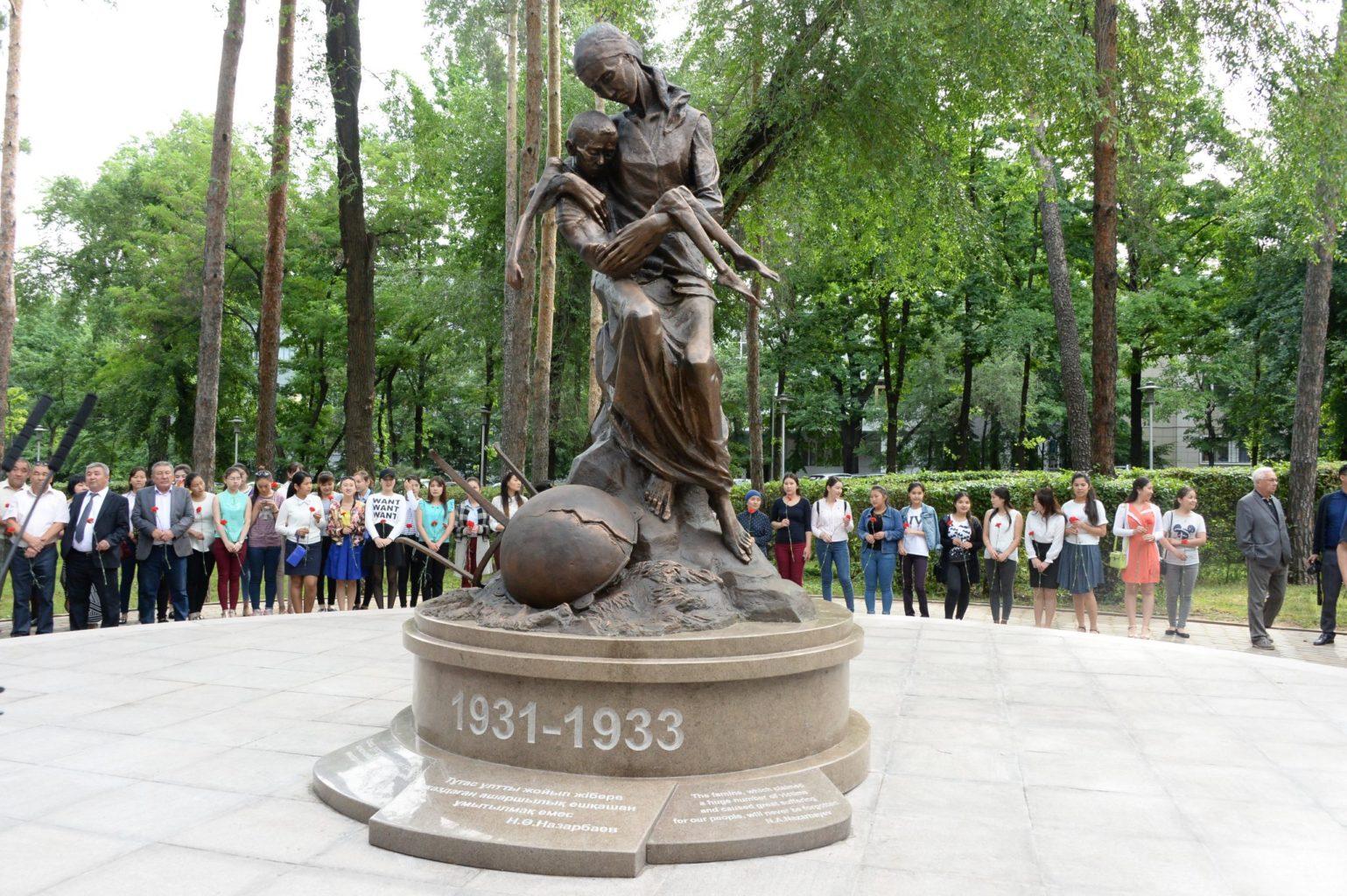 Российская газета призывает Москву ответить за голодомор в Казахстане