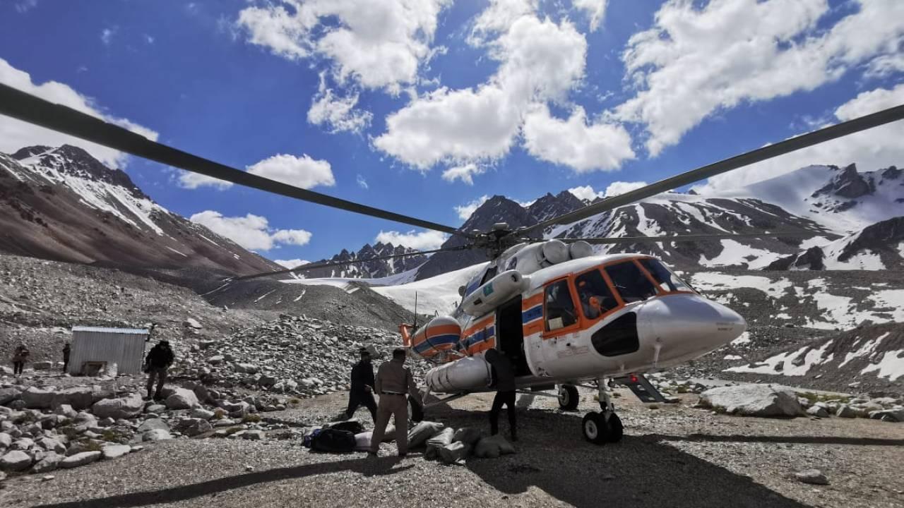 Ледники в горах Алматы начали таять. Насколько это опасно для города?