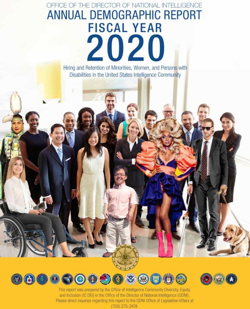 Разведка США прифотошопила людей с инвалидностью, чтобы отчитаться об успешных кадровых реформах в ведомстве