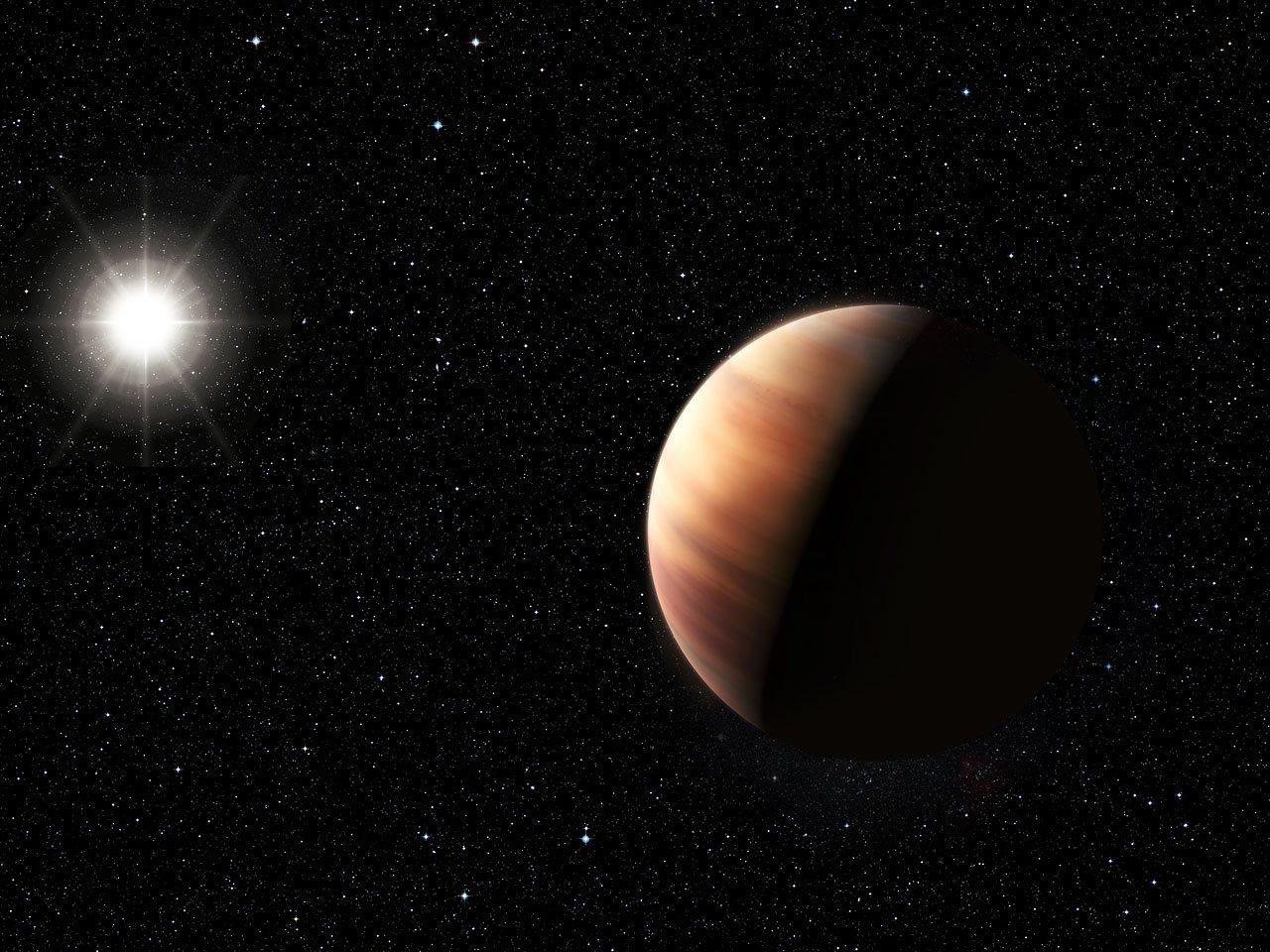 Американский рэпер купил собственную планету превышающую по размерам Юпитер