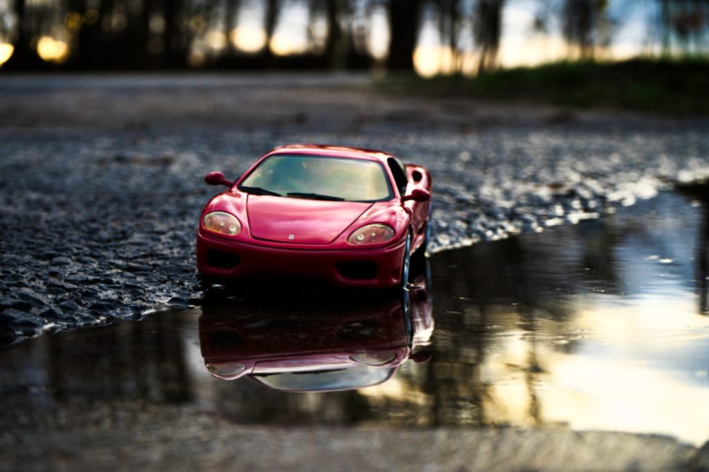 Утопленные в Европе авто осенью появятся в Казахстане