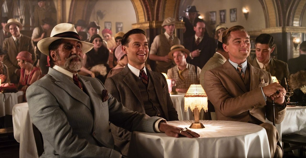 Уроки стиля от шпионов, жиголо, гангстеров и нуворишей: фильмы, над которыми потрудились настоящие эстеты
