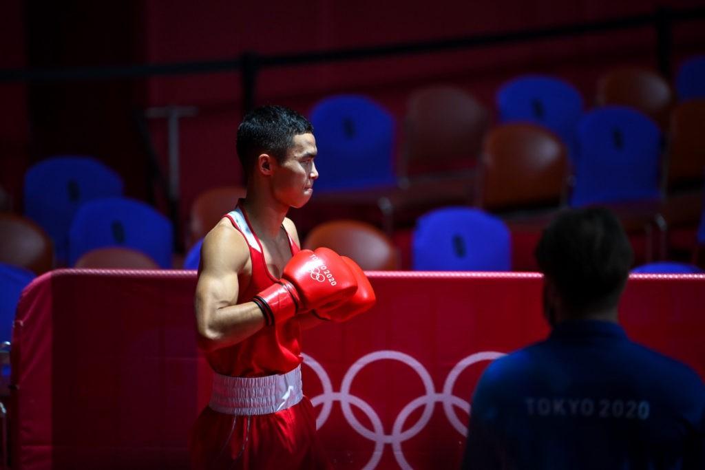 Боксер Сакен Бибосынов принес Казахстану пятую «бронзу»