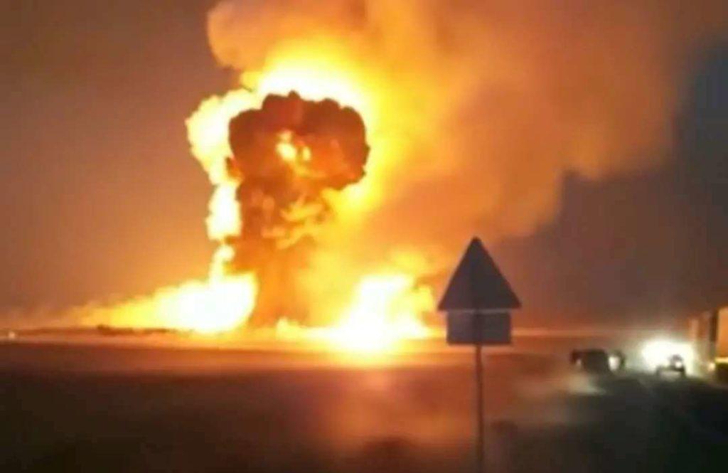 Взрывы в Таразе: что известно на данный момент