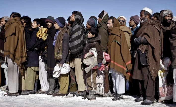 Будет ли Казахстан принимать на своей территории афганских беженцев?