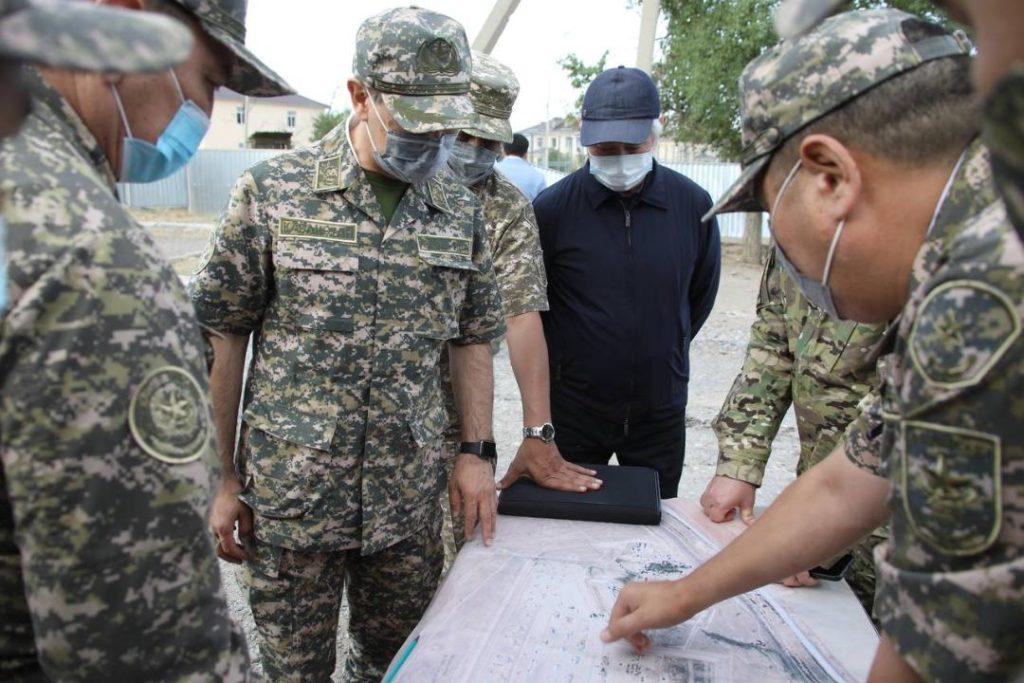 Причиной взрыва в Таразе может быть умышленный поджог