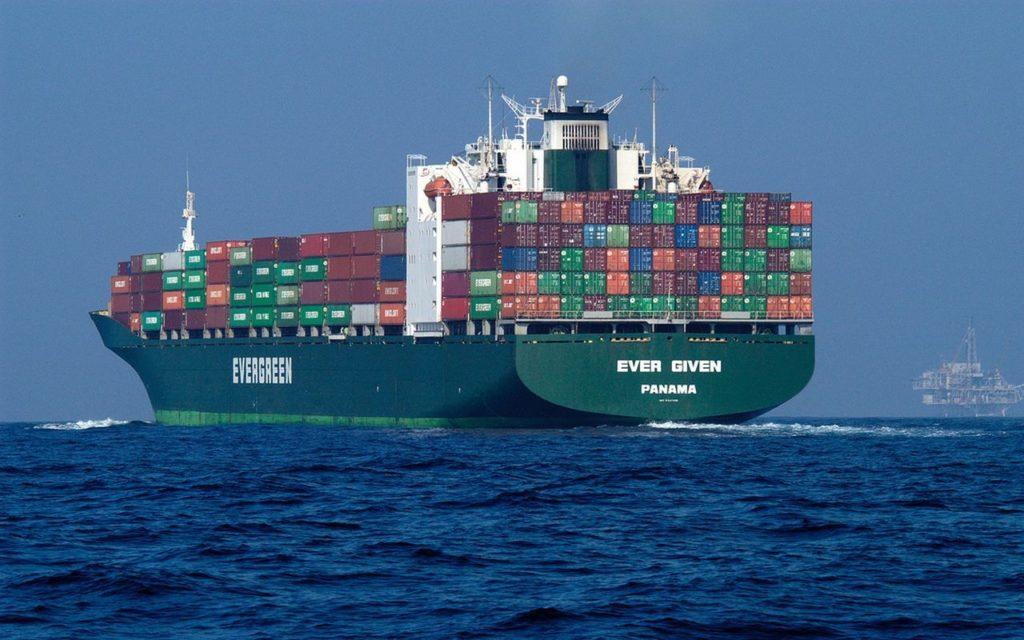 Печально известный контейнеровоз Ever Given снова пойдет через Суэцкий канал