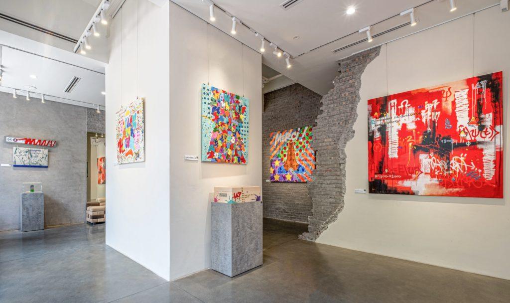 Вселенная Сирила Конго: парижский стрит-арт, работа с Лагерфельдом и галерея в Ханое