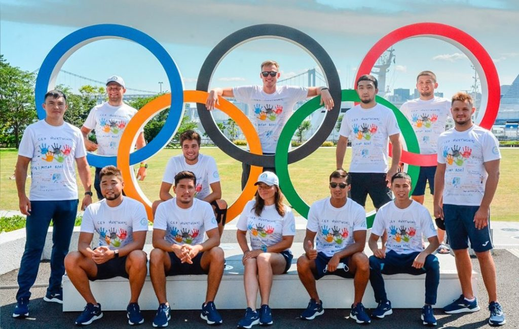 Олимпиада-2020 для Казахстана завершилась