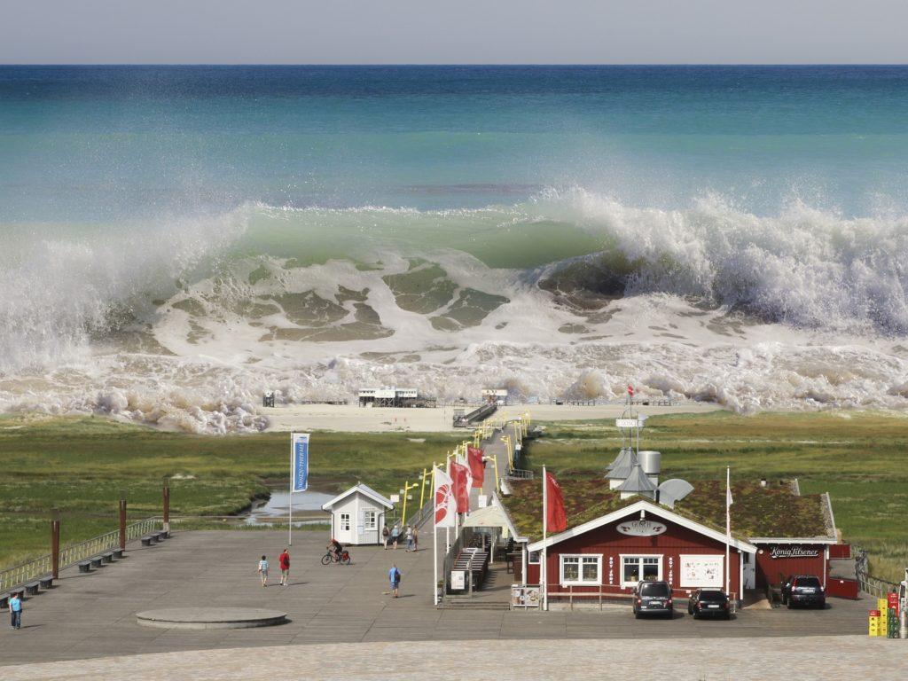 10 природных катастроф, потрясших мир в 2021 году