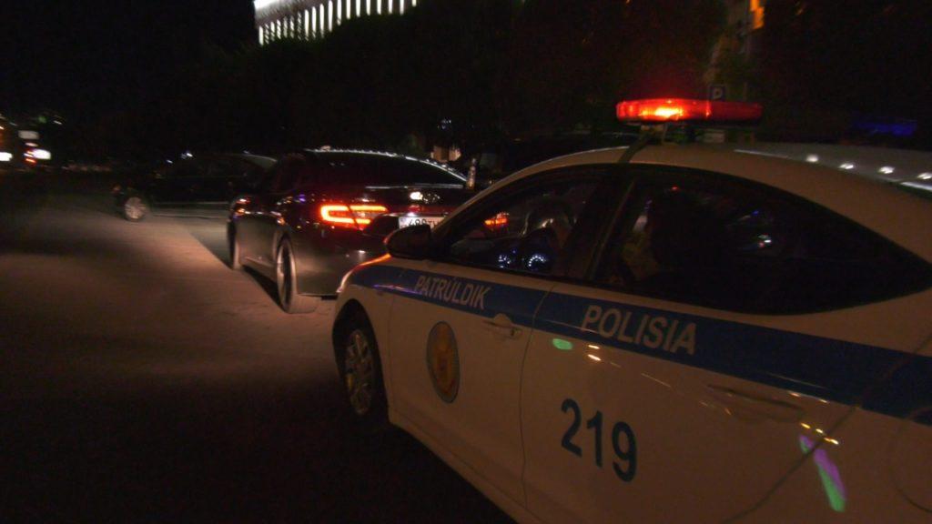 Полиция Алматы несет службу в усиленном режиме