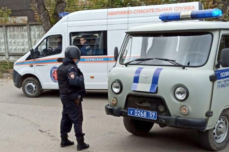 Стрельба в Перми: что произошло в ПГНИУ