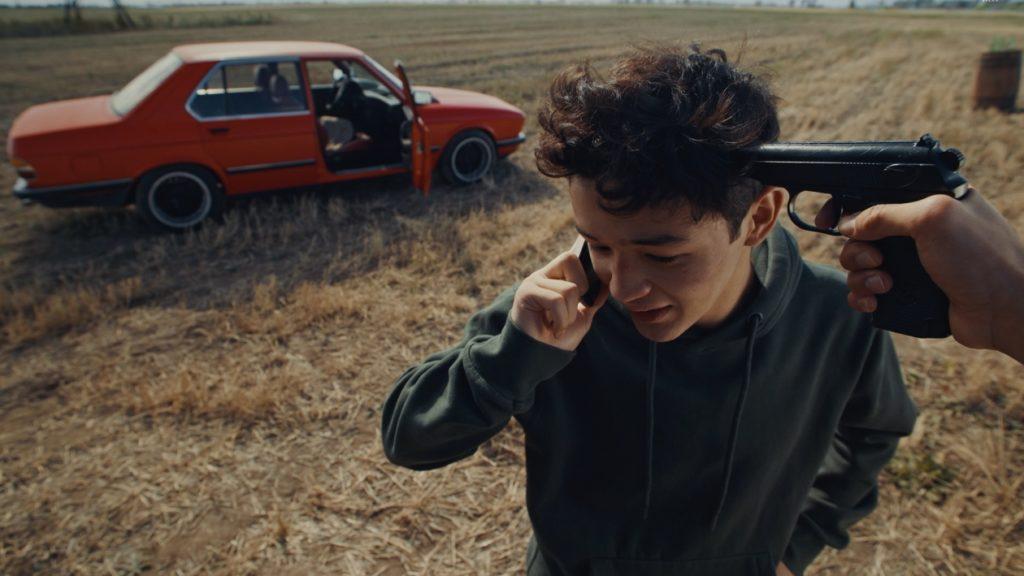 Казахстанский сериал дважды номинировали в «корейских Каннах»