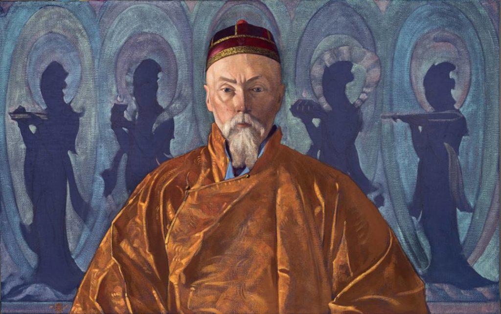 В Алматы открылась выставка Николая Рериха
