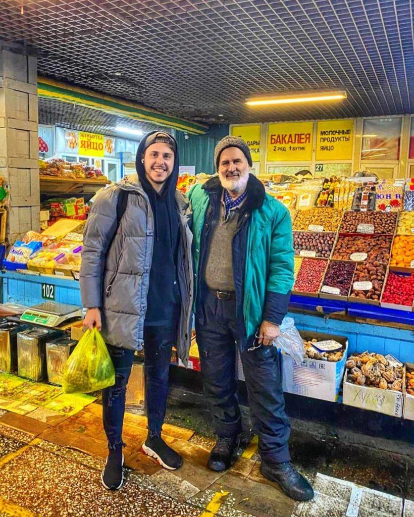 """Марко Валерио Солини: """"Люди думают, что я казах"""""""
