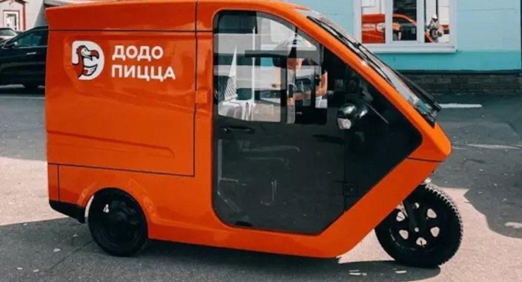 «Додо Пицца» создала собственный электроскутер. Появится ли что-либо подобное в Казахстане?