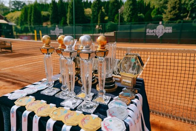 FORTE OPEN 2021: все для детского тенниса