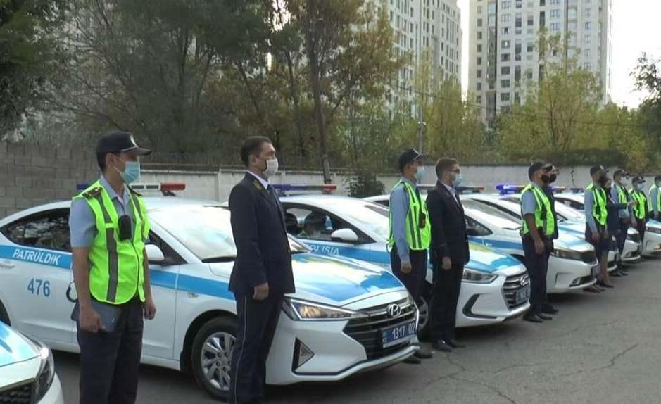 Полиция Алматы начала охоту за неплательщиками штрафов