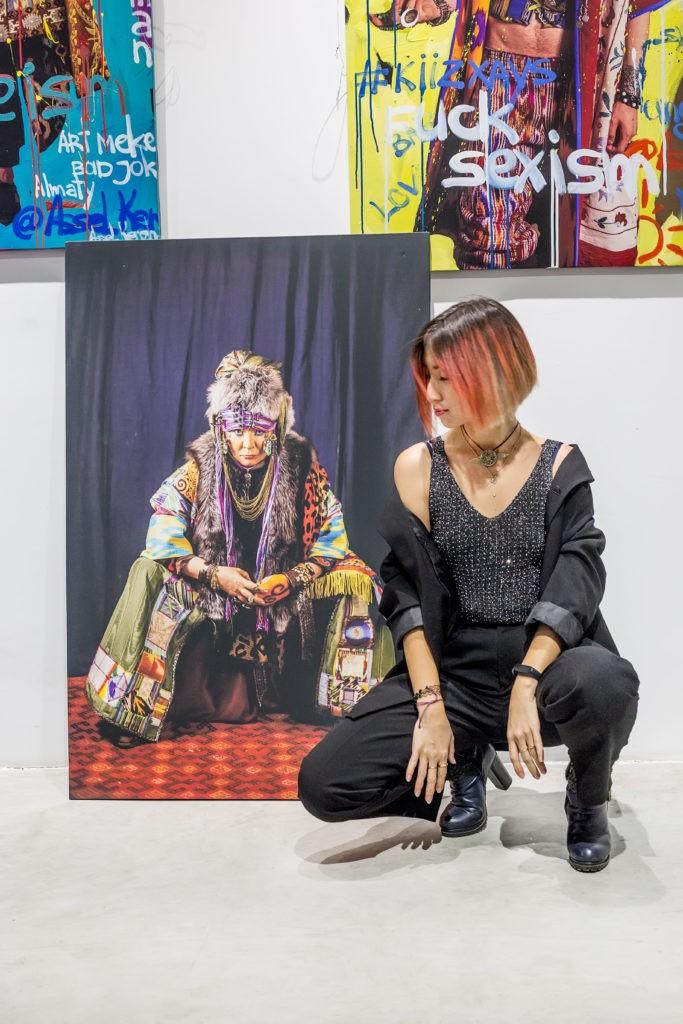 ArteFuckТы. В Алматы открылась выставка, которую создатели готовили два года