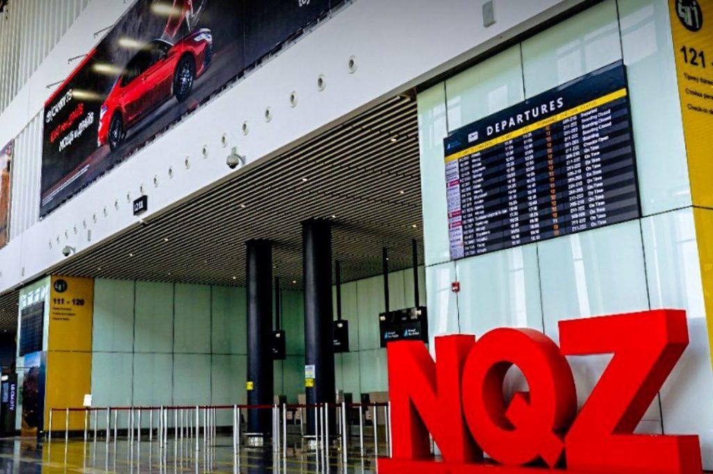 Усиленный досмотр ввели в аэропорту Нур-Султана