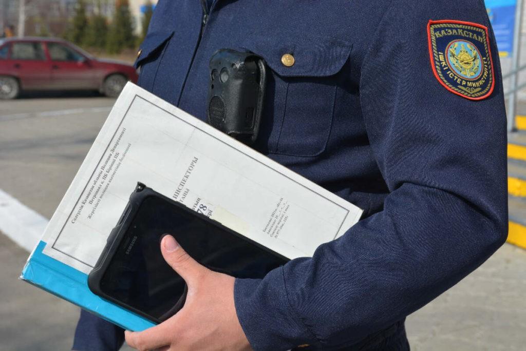 Полиция Алматы привлекла к ответственности 507 человек за нарушения миграционного законодательста